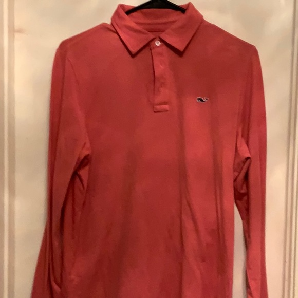 Edgartown Long Sleeve Polo